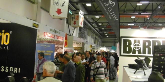Caccia Village 2014, grandi manovre in corso a Umbria Fiere di Bastia