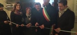 Gualdo Tadino, taglio del nastro per il museo Rubboli