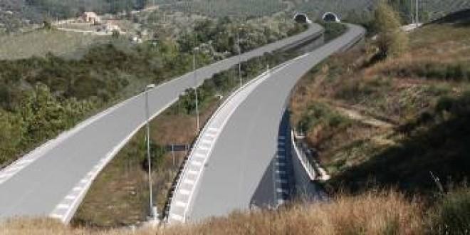 Quadrilatero, si apre nuovo tratto tra Serravalle e Colfiorito