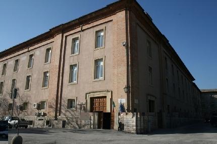 Gubbio, riqualificazione dell'ex Ospedale civile: c'è l'intesa tra Regione, Comune e Usl