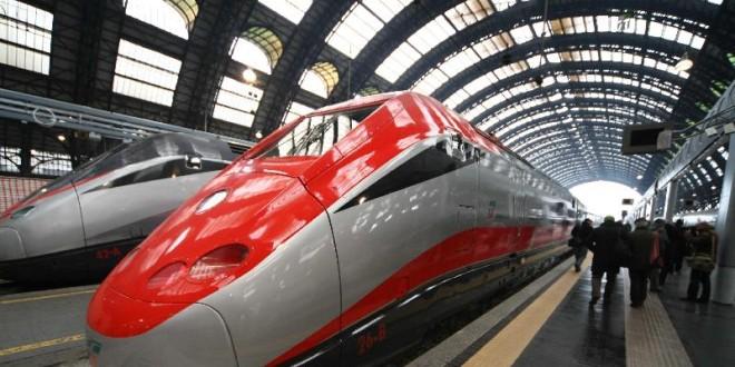 Partito oggi il primo Frecciarossa da Perugia in direzione Milano e Torino