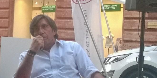 """Esclusiva, Civoli: """"Bello tornare a Perugia, qui si respira un bel clima"""""""