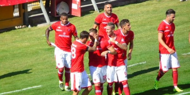 Perugia-Villabiagio termina 0-2