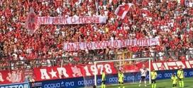 """""""Daje Leo, orgoglio della citta"""", il sostegno della curva Nord a Leonardo Cenci"""