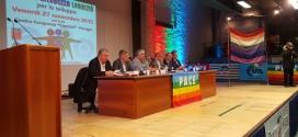 """Al centro congressi Capitini 500 lavoratrici e lavoratori con Cgil, Cisl e Uil: """"Una forte proposta unitaria per la Regione partendo dal lavoro"""""""