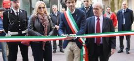 Inaugurata l'autorimessa parking Bellocchio