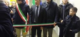 """""""Progetto Cuore"""": inaugurata ieri (9) la colonnina salvavita a Montegrillo"""