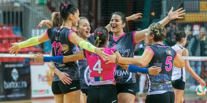 Volley, per la Tuum Perugia fase determinante in chiave play-off