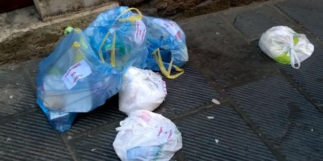 Perugia sempre più sporca, raccolta differenziata nel mirino del Pd