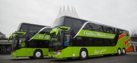 FlixBus, la start up dei viaggi in autobus sbarca in Umbria
