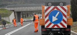 Viabilità, in arrivo dallo Stato tre milioni e 700 mila euro per le strade della Provincia di Perugia