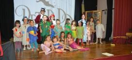 """Ventitrè piccoli attori per """"Peter Pan"""""""