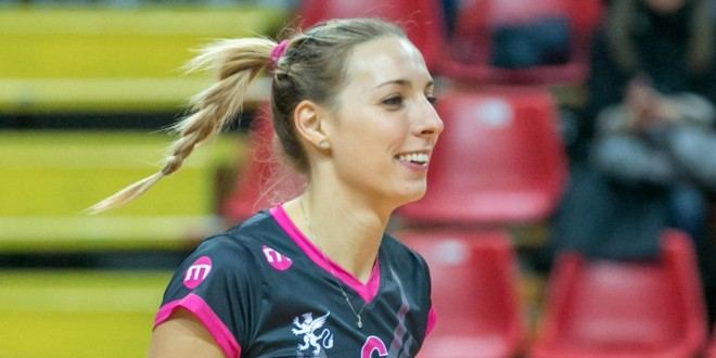 """Volley, Corinna Cruciani confermata alla Tuum Perugia: """"Felice che la società continui a credere in me"""""""