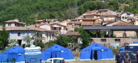 Terremoto Umbria: 866 posti letto messi a disposizione dalla Regione tra Norcia e Cascia