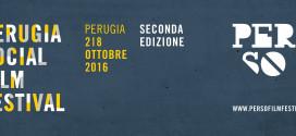 Il PerSo torna a ottobre e porta a Perugia opere da tutto il mondo
