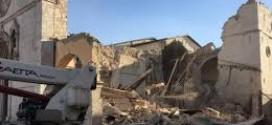 Devastante terremoto (6.5) a Norcia. Danni e feriti anche a Cascia e Spoleto