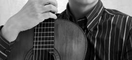 La chitarra di Federico Quercia sarà protagonista alla sala dei Notari di Perugia