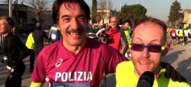 Leonardo Cenci ed il questore Francesco Messina correranno insieme l'edizione 2017 della maratona di New York