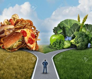 """La dieta """"giusta"""""""