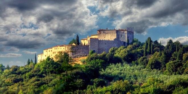 Alla scoperta del castello di Poggio Stazzano