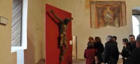 Le opere salvate dal terremoto che ha colpito il centro Italia in mostra a Spoleto