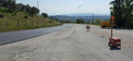 Perugia, avviati i lavori di rifacimento della strada per la Città della domenica
