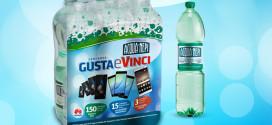 """Acqua di Nepi premia i suoi consumatori con il grande concorso """"Gusta e Vinci"""""""