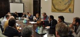 """Terremoto, il presidente della Regione Marini annuncia: """"Entro l'anno attivate opere pubbliche per cento milioni di euro"""""""