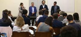 """Al via """"AccaDEMia"""", la scuola di formazione del Pd Umbria intitolata a Edoardo Gobbini."""