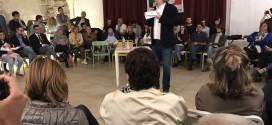 """Congresso Pd, """"Perugia è futuro"""" si presenta"""