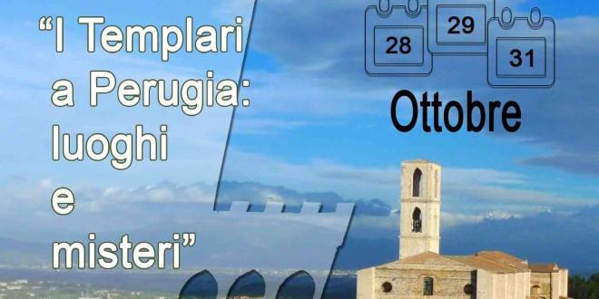 """In cammino sulle tracce dei Templari: torna a Perugia il """"Trekking Urbano"""""""