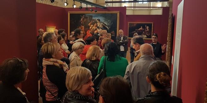 """Gualdo Tadino, ultimi giorni per visitare la mostra """"Seduzione e potere"""" di Vittorio Sgarbi"""