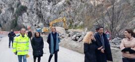 Anas, lavori in corso nelle aree umbre colpite dal sisma