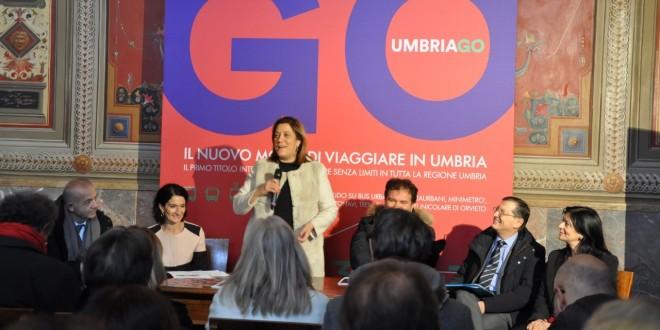 """Nasce """"Umbria.Go"""", il nuovo abbonamento integrato per i pendolari e i turisti"""