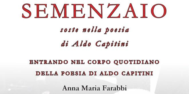 """Perugia, al via il 3 febbraio il ciclo di incontri dal titolo """"Semenzaio. Soste nella poesia di Aldo Capitini"""""""