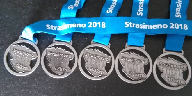 """""""Strasimeno 2018″, l'ultramaratona sulle rive del lago si correrà il 18 marzo"""