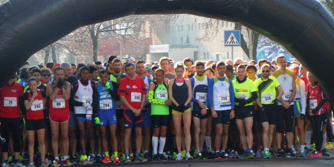 """Oltre 300 partecipanti alla 29esima edizione della """"Maratonina del Campanile"""""""