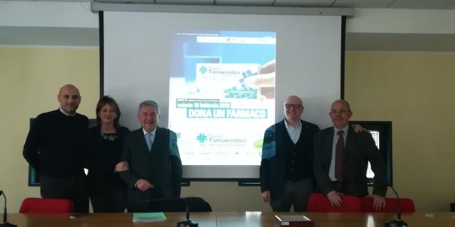 Anche in Umbria sabato 10 febbraio scatta la Giornata di Raccolta del Farmaco