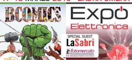 ExpoElettronica e BComics in arrivo a Bastia Umbra