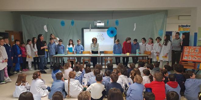 """Perugia, la scuola """"Gabelli"""" premiata dall'Unicef"""