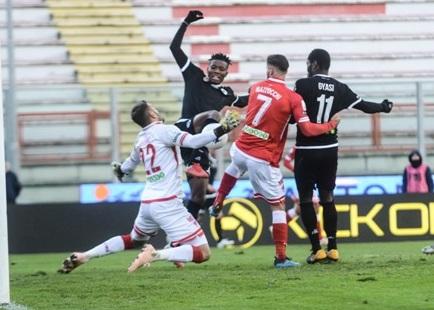 Il quadro della B: il Palermo frena, il Perugia non si lancia