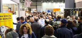 Pienone all'Umbriafiere per la chiusura del Salone nazionale di Caccia, Pesca e Tiro a Volo