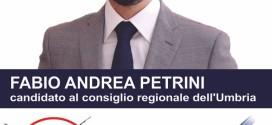 Verso le Regionali: appello al voto di Fabio Andrea Petrini