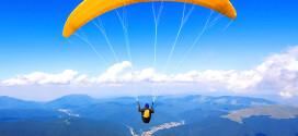 Parapendio: le esperienze di volo in Umbria di Liveinup